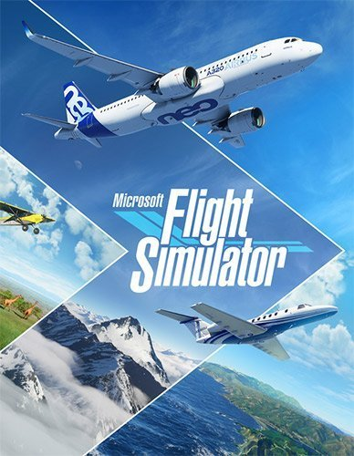 Обложка к игре Microsoft Flight Simulator (v 1.12.13.0 Update 10) (2020)