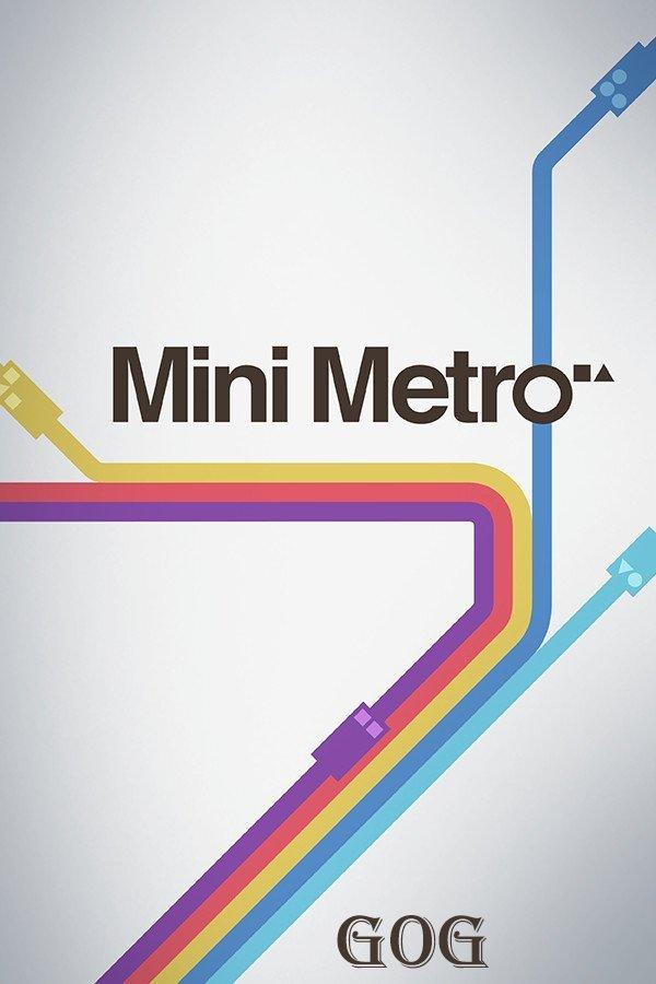 Mini Metro [GOG] (2015) Лицензия