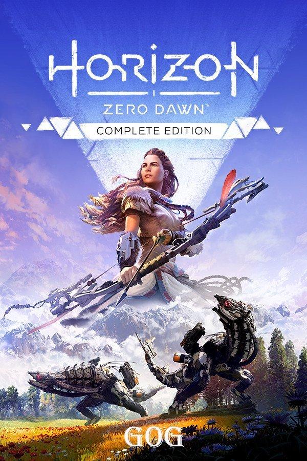 Horizon: Zero Dawn - Complete Edition v.1.0.10.5 [GOG] (2017-2020) Лицензия