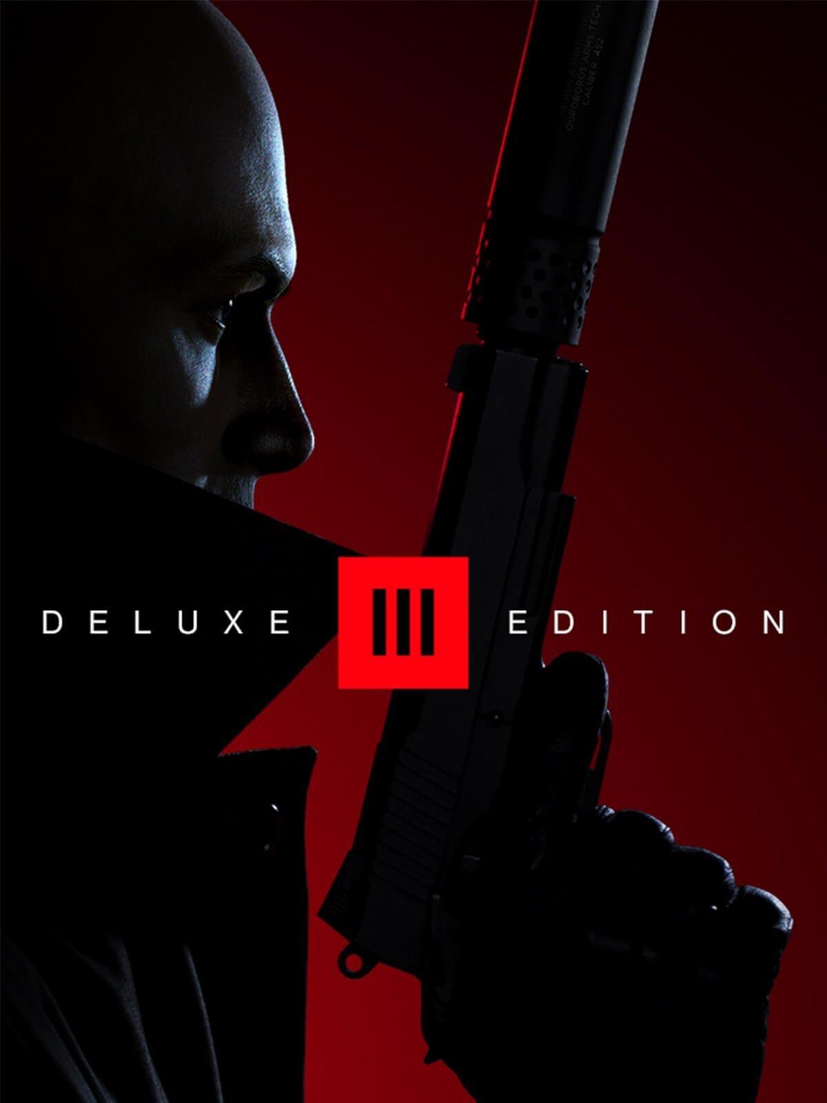 Обложка к игре HITMAN III (+I +II) - Deluxe Edition (3.10.1 Update 2) [EGS-Rip] (2016-2021)  Лицензия