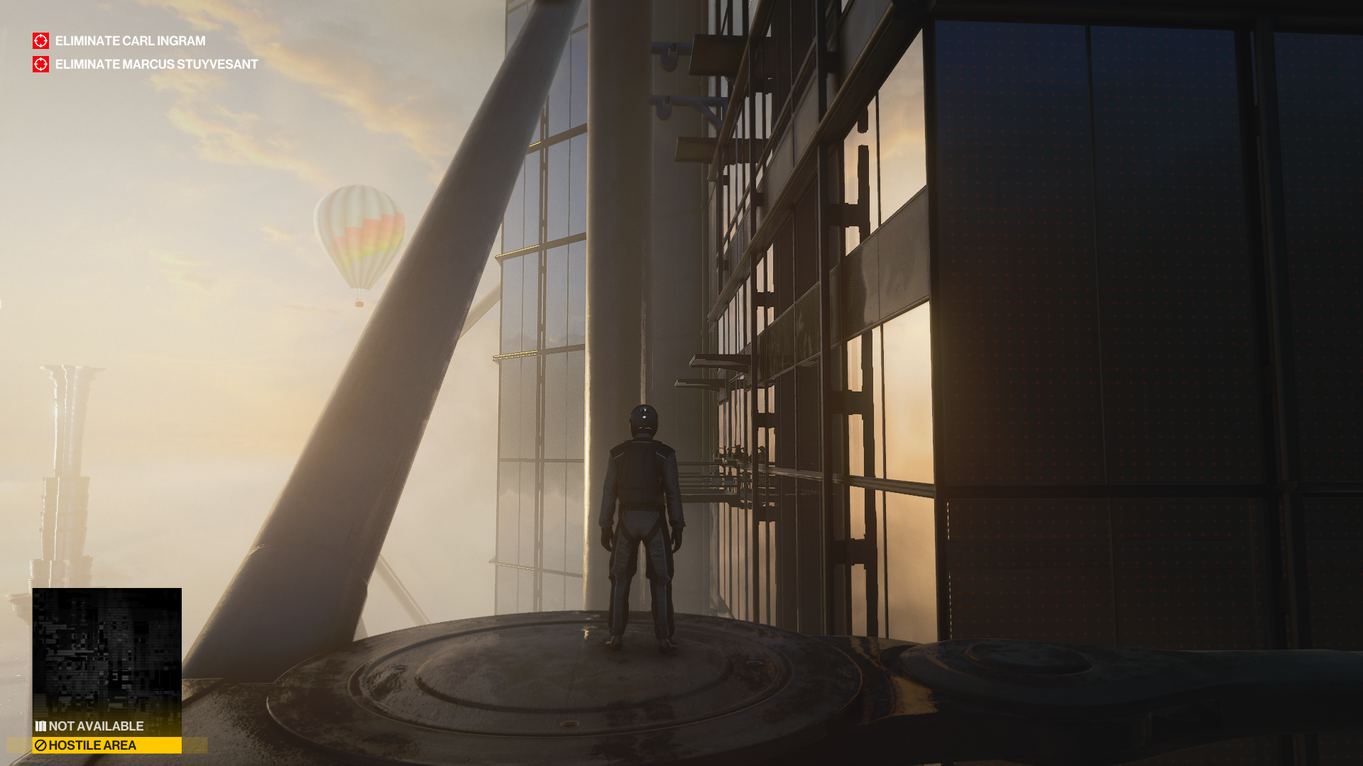 Скриншот к игре HITMAN III (+I +II) - Deluxe Edition (3.10.1 Update 2) [EGS-Rip] (2016-2021) скачать торрент Лицензия