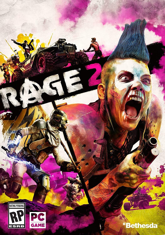 Обложка к игре Rage 2 (2019) RePack от R.G. Механики