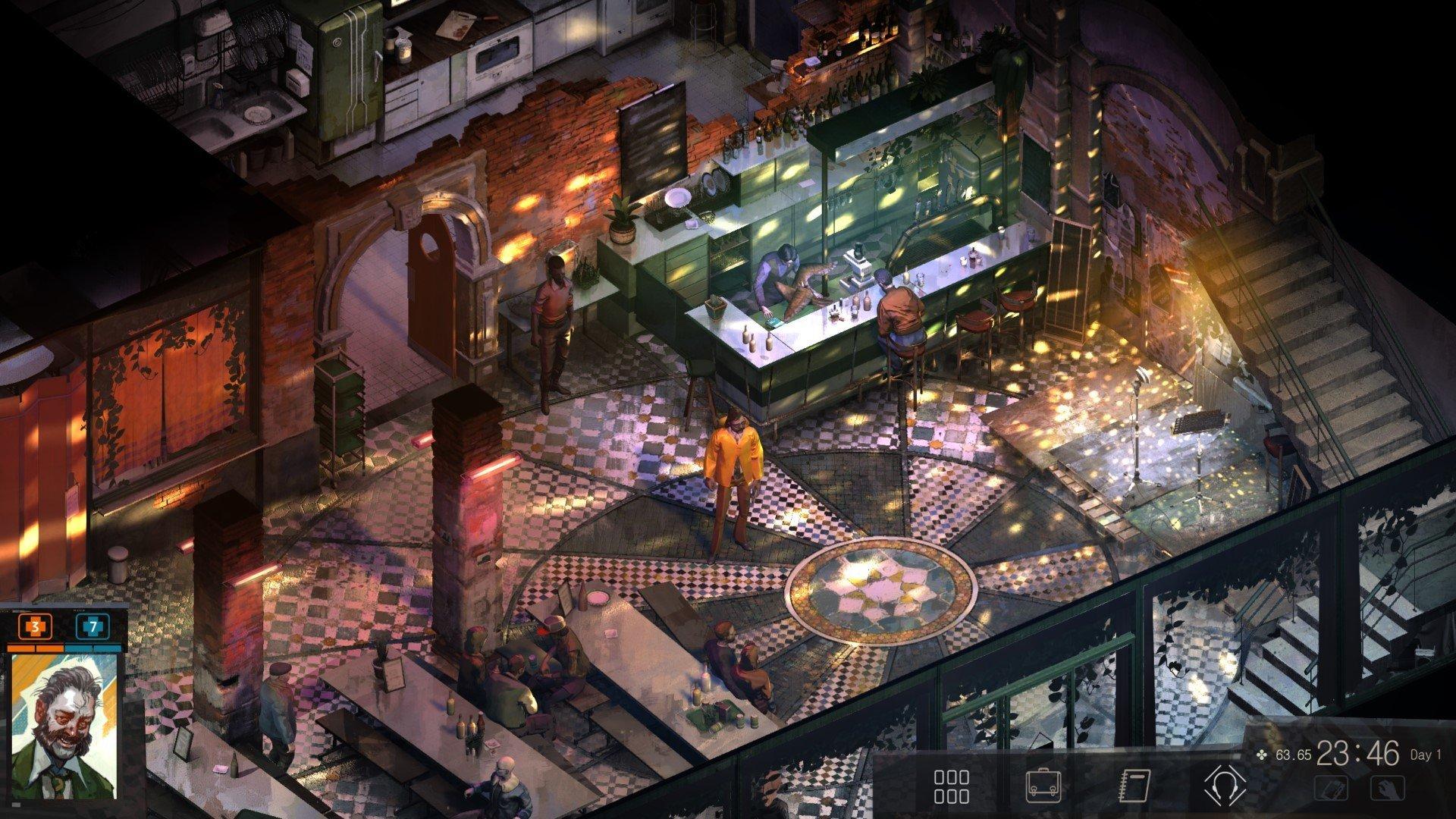 Скриншот к игре Disco Elysium — The Final Cut v.c09c4438 [GOG] (2019) скачать торрент Лицензия
