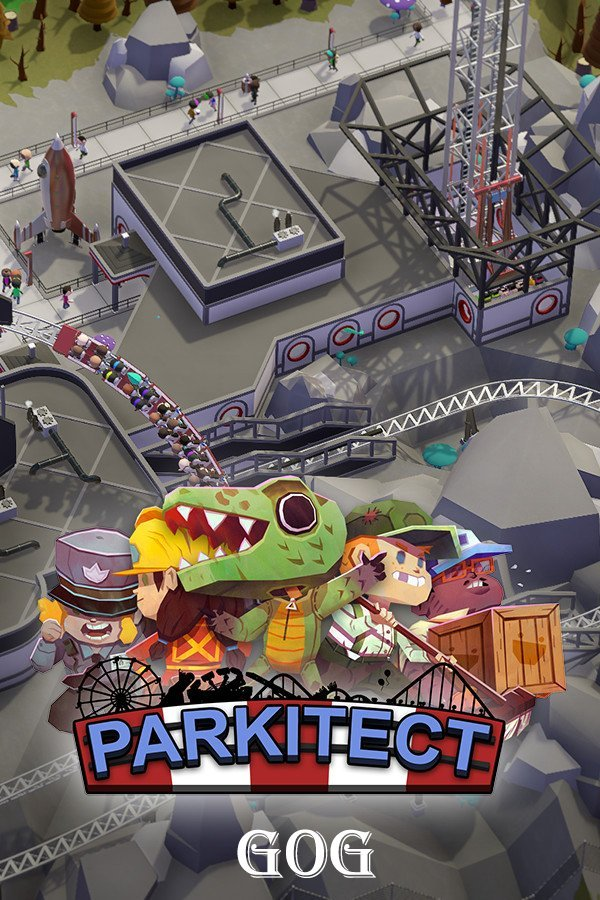 Parkitect v.1.7q2 [GOG] (2018) Лицензия (2018)