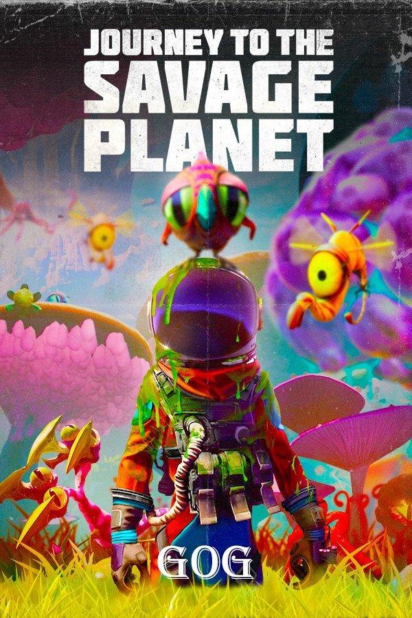Journey to the Savage Planet v.1.0.10 [GOG] (2020) Лицензия