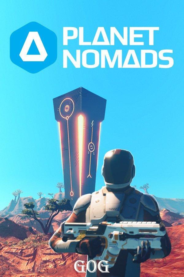 Planet Nomads v.1.0.7.2 [GOG] (2019) скачать торрент Лицензия
