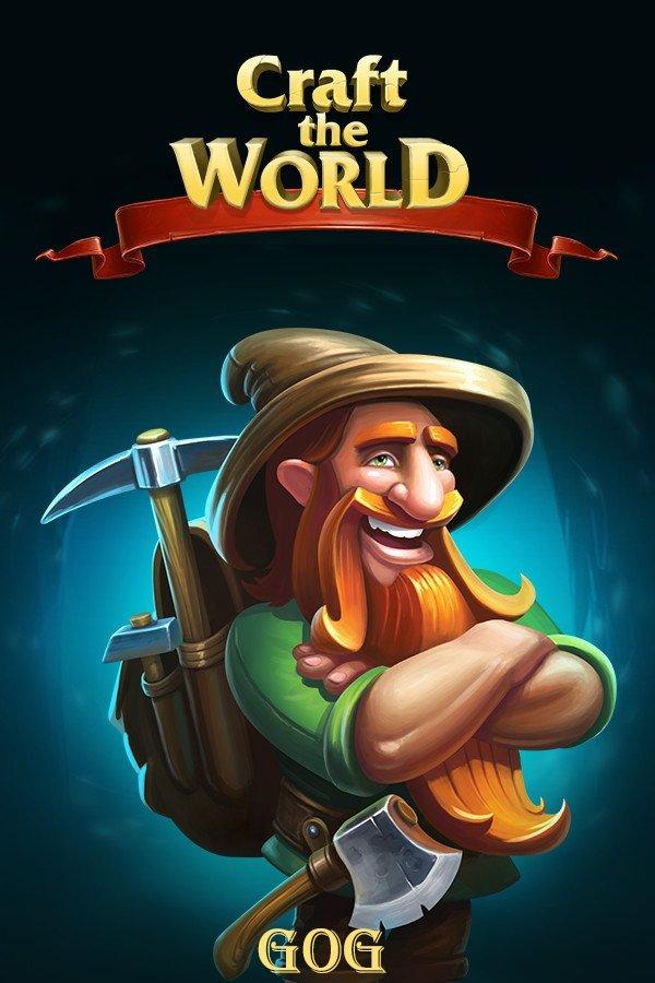 Craft The World v.1.9.001_1 [GOG] (2014) Лицензия