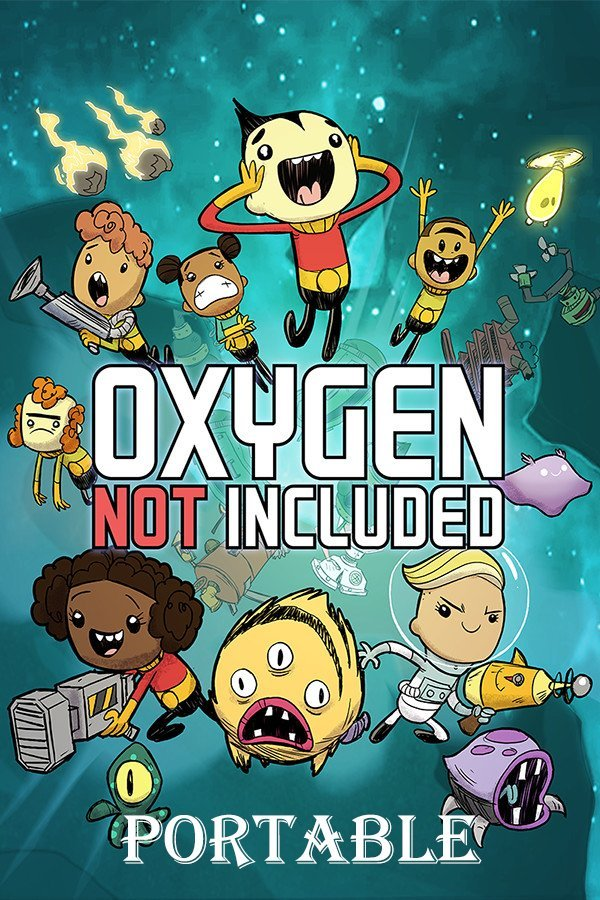Oxygen Not Included v.477203 [Portable] (2019) Лицензия