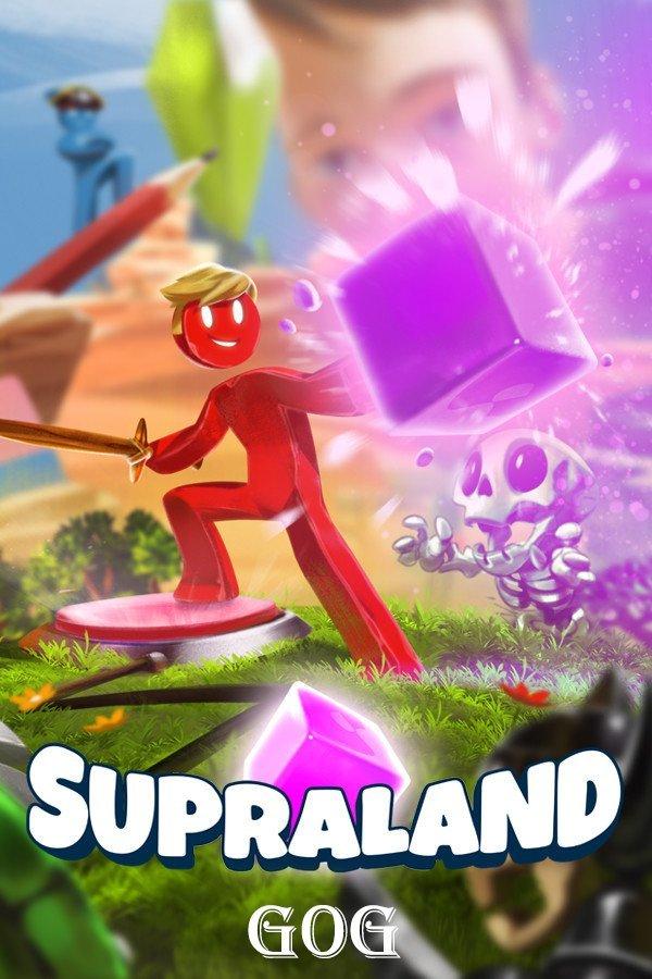 Supraland v.1.20.14 [Portable] (2019) Лицензия (2019)