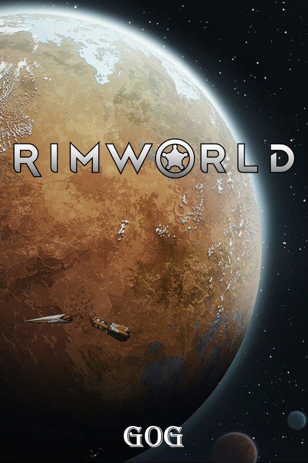 RimWorld v.1.2.2900 [GOG] (2018) скачать торрент Лицензия