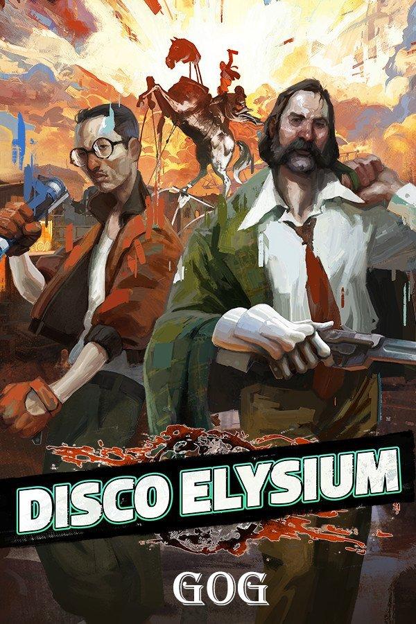 Disco Elysium v.8487d973 [GOG] (2019) скачать торрент Лицензия