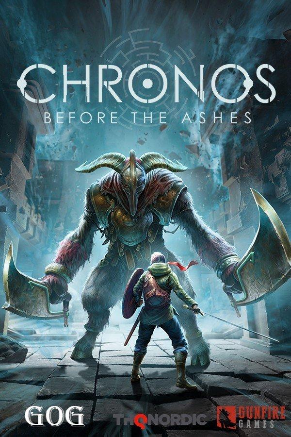Chronos: Before the Ashes v.1.1 [GOG] (2020) Лицензия