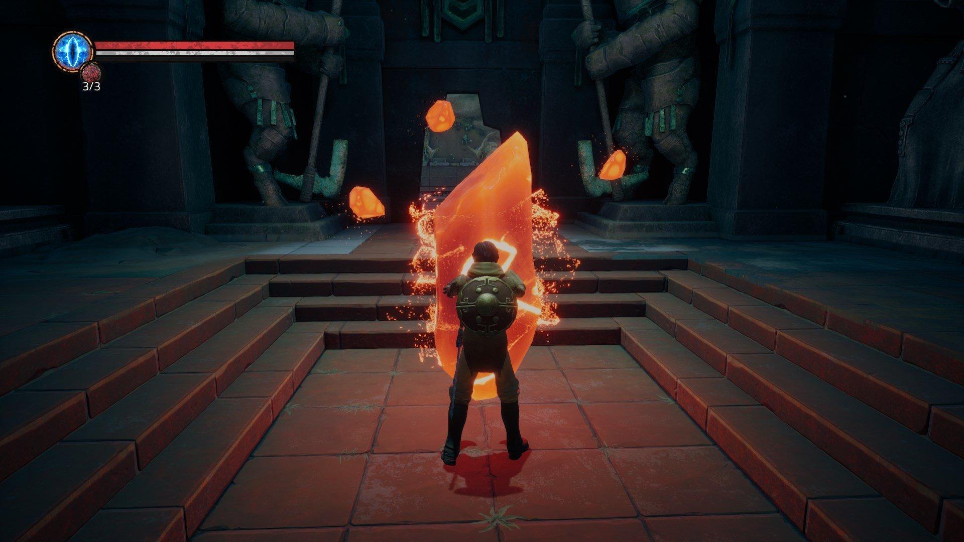 Скриншот к игре Chronos: Before the Ashes v.1.1 [GOG] (2020) скачать торрент Лицензия