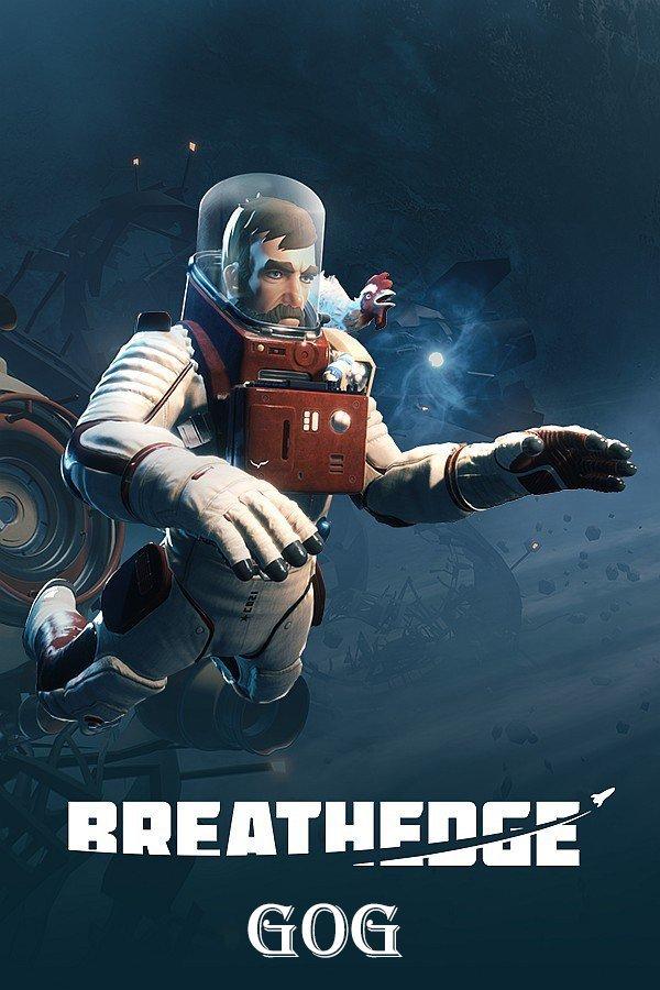 Обложка к игре Breathedge [GOG] (2021) Лицензия