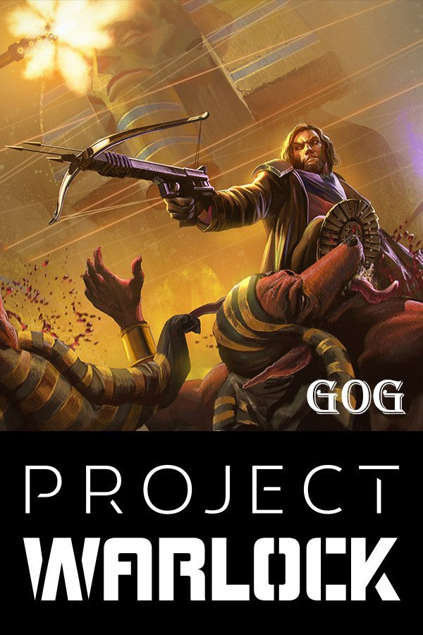 Project Warlock v.1.0.3.3 [GOG] (2018) Лицензия