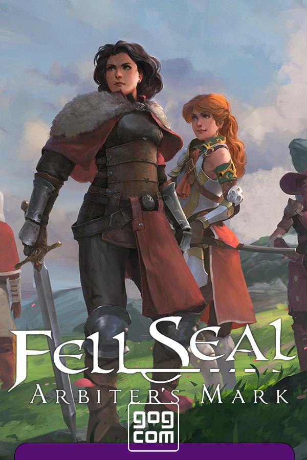 Fell Seal: Arbiter's Mark v.1.5.2 [GOG] (2019) Лицензия (2019)
