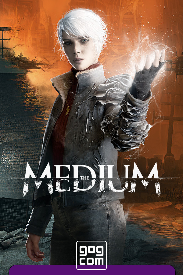 The Medium - Deluxe Edition v.1.0.183 [GOG] (2021) Лицензия