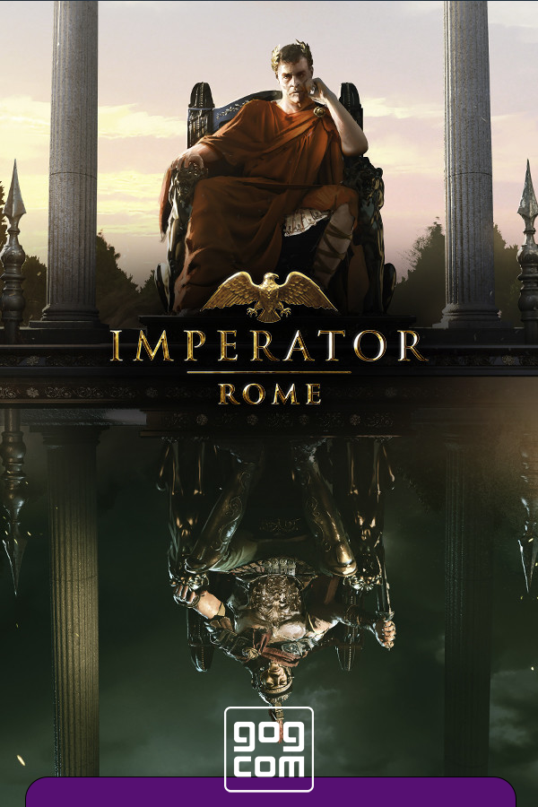 Imperator: Rome - Deluxe Edition v.2.02 rc1 [GOG] (2019) Лицензия