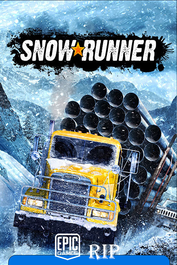 SnowRunner v.12.2 [EGSRip] (2020) Лицензия