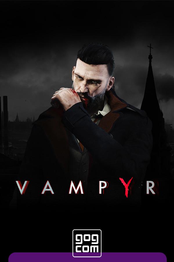 Vampyr v.1.1.7 [GOG] (2018) Лицензия