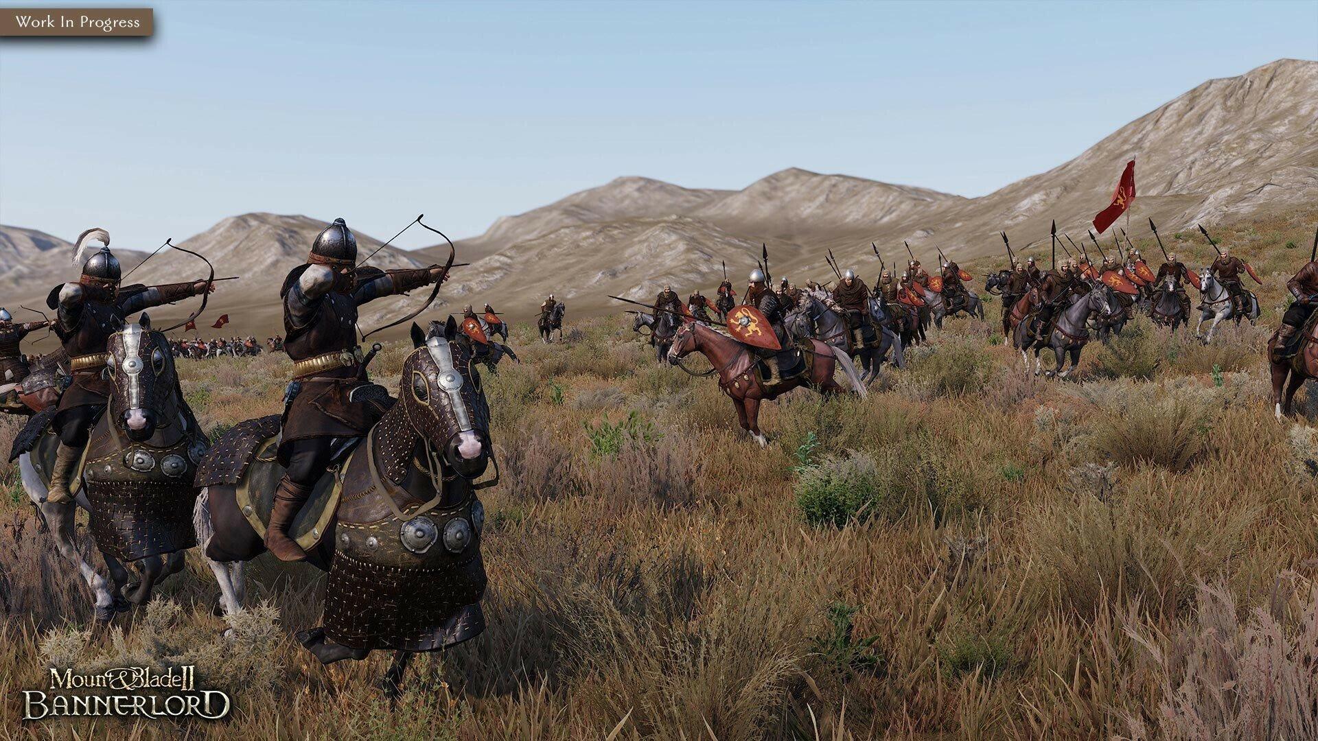 Скриншот к игре Mount & Blade II: Bannerlord v. 1.5.9.267611 (Early access) скачать торрент Лицензия