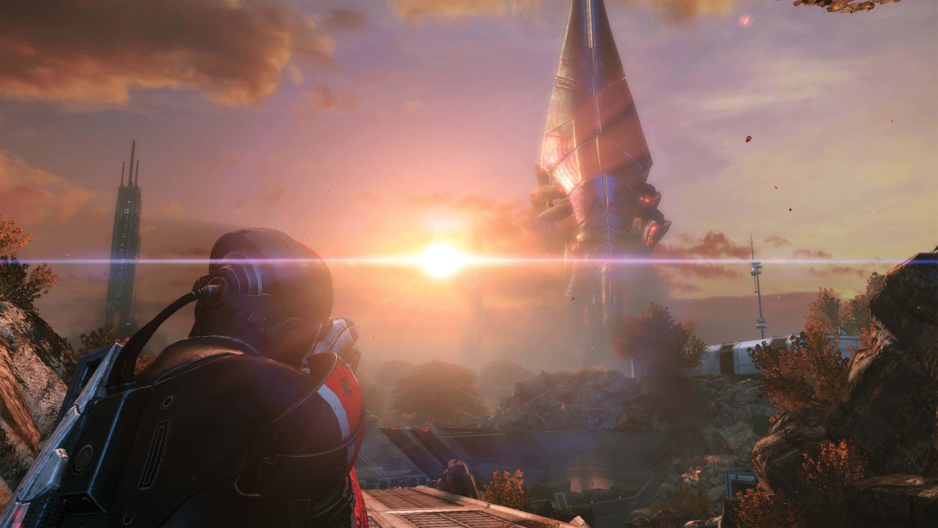 Скриншот к игре Mass Effect: Legendary Edition (2021) скачать торрент Лицензия