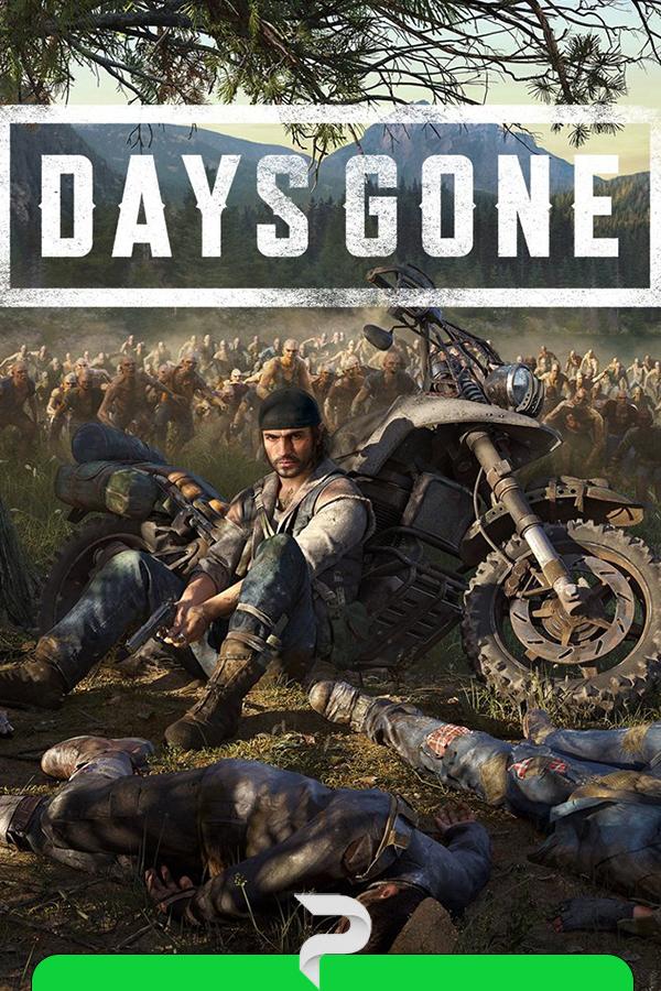 Обложка к игре Days Gone [Portable] (2019-2021) Лицензия
