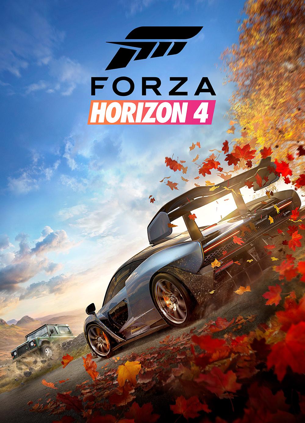 Forza Horizon 4 v.1.473.944.0 (2021)
