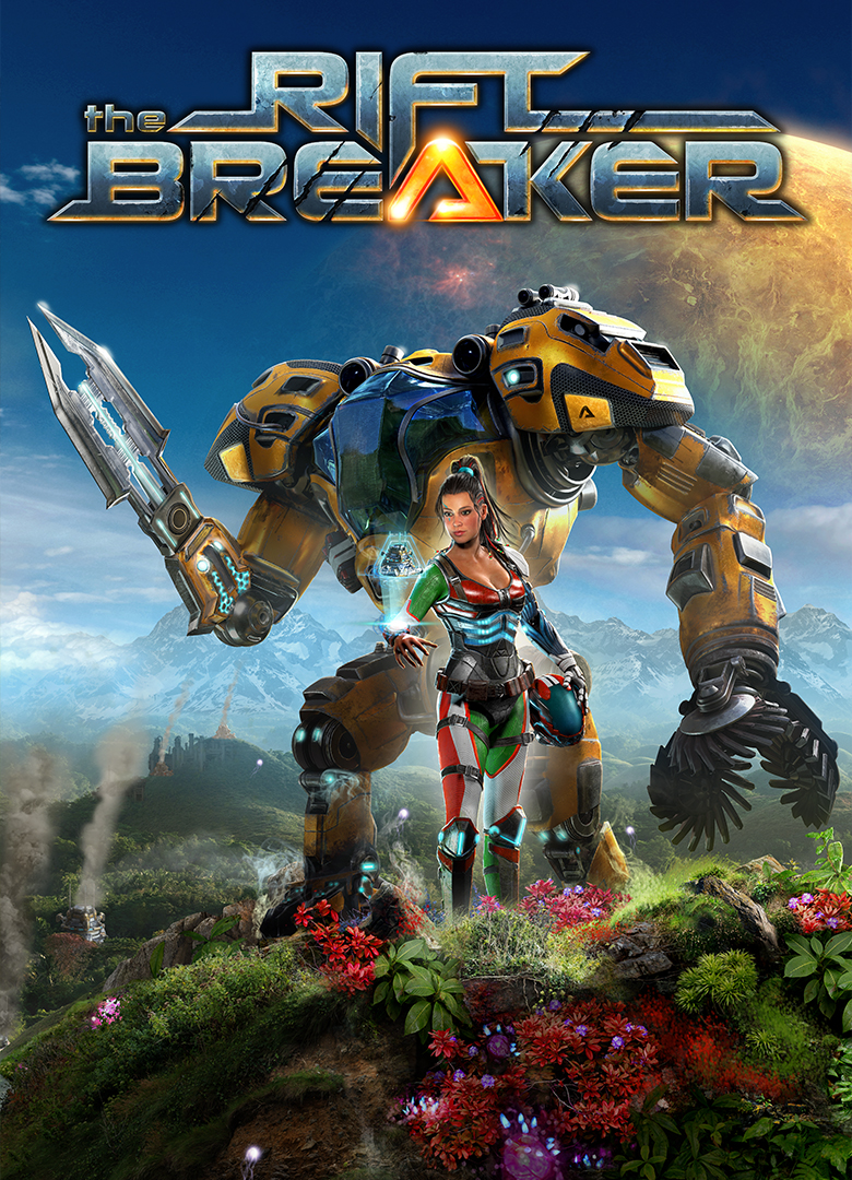 Обложка к игре The Riftbreaker v. Build 7526729