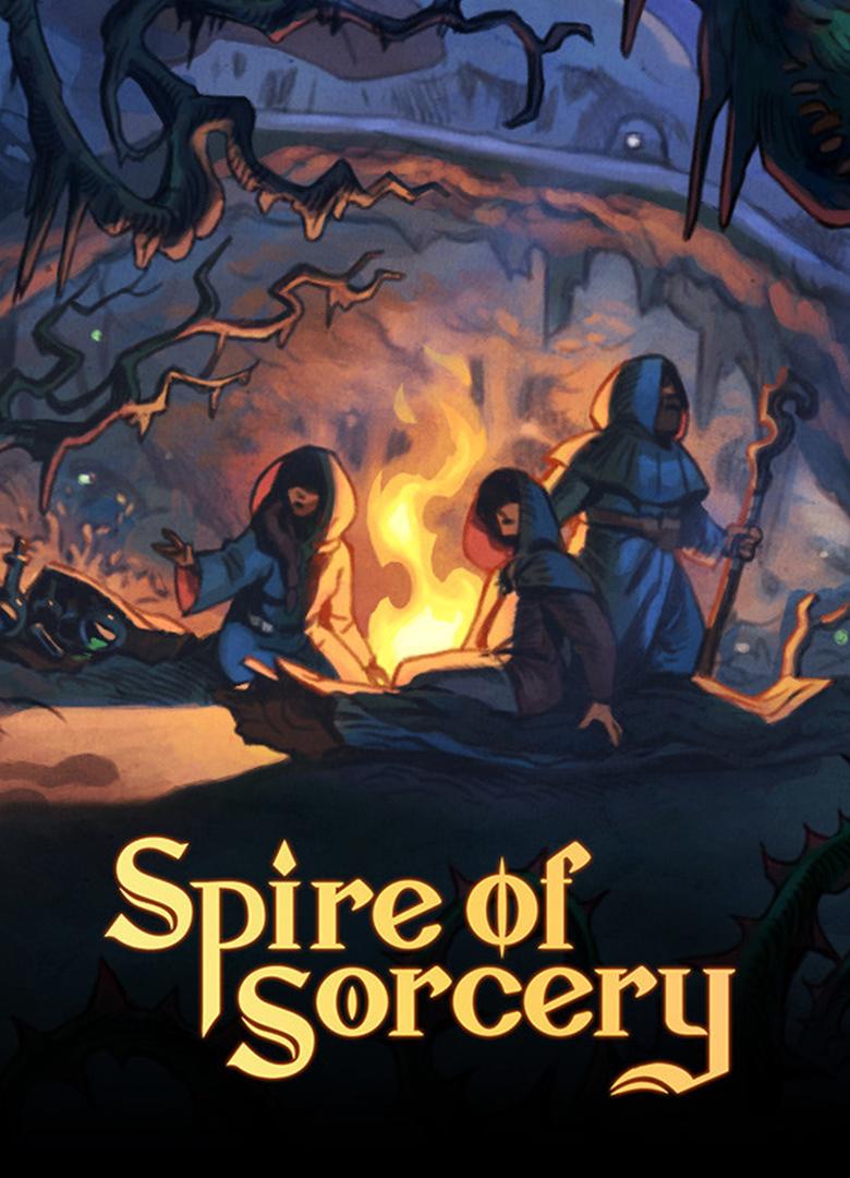 Spire of Sorcery  v.200 демо (2021)