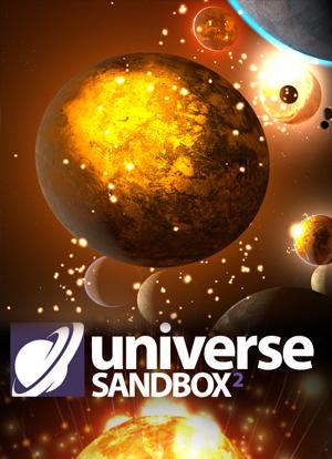 Обложка к игре Universe Sandbox 2 v.28.0.3