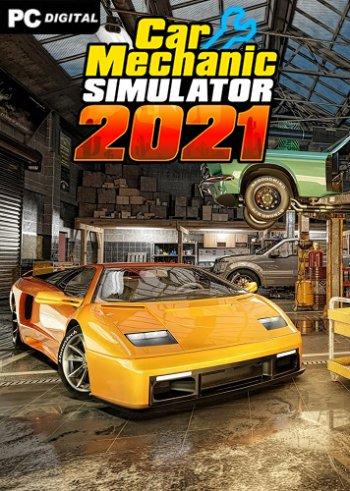 Car Mechanic Simulator 2021 v.1.0.6