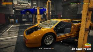 Скриншот к игре Car Mechanic Simulator 2021