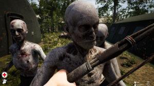 Скриншот к игре The Infected
