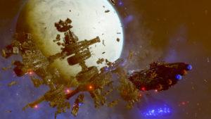 Скриншот к игре Between the Stars