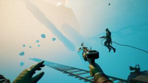 Скриншот к игре Voidtrain