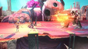 Скриншот к игре Star Renegades