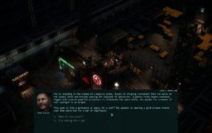Скриншот к игре Colony Ship: A Post-Earth Role Playing Game