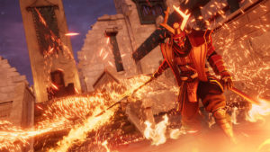 Скриншот к игре Aragami 2