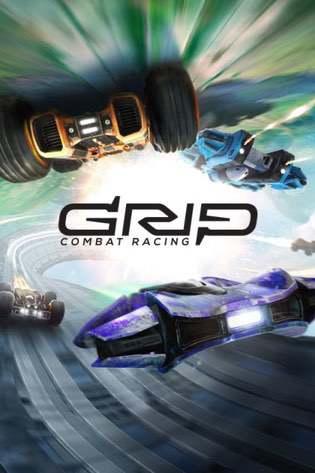 GRIP: Combat Racing v.1.5.3 v2