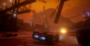 Скриншот к игре GRIP: Combat Racing