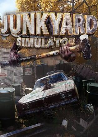 Обложка к игре Junkyard Simulator